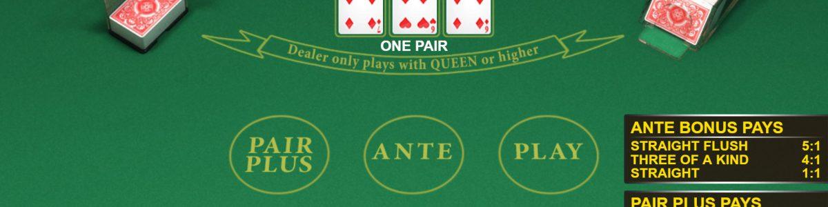 3 Cards Poker